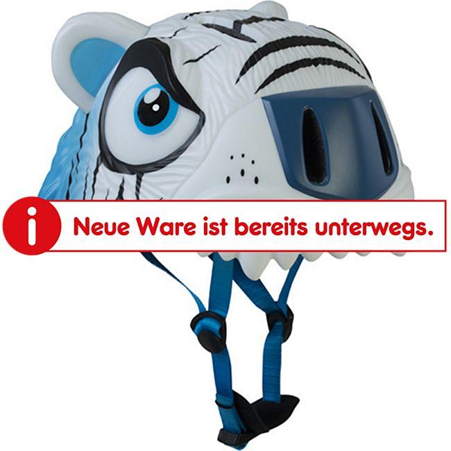 """Helm """"Tiger"""" weiß - Bild 1"""