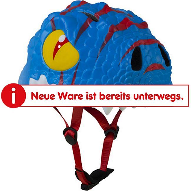"""Helm """"Drache"""" blau - Bild 1"""