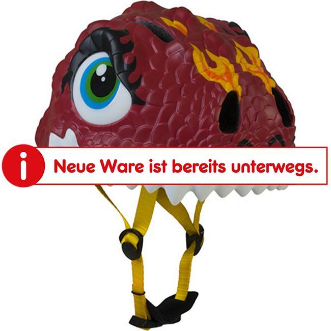 """Helm """"Drache"""" braun - Bild 1"""