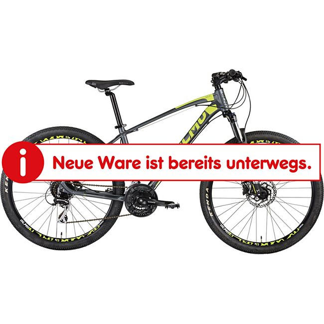 Mountainbike 27,5 Zoll GIOVI 3x8 ACERA Disc - Bild 1