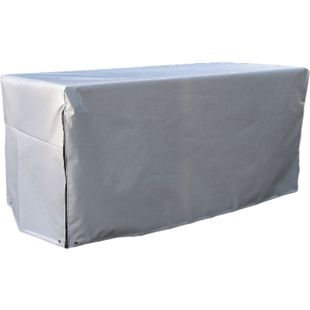 Grasekamp Schutzhülle zu XXL Kissenbox Auflagenbox  Gartenbox Truhe PVC Gewebe - Bild 1