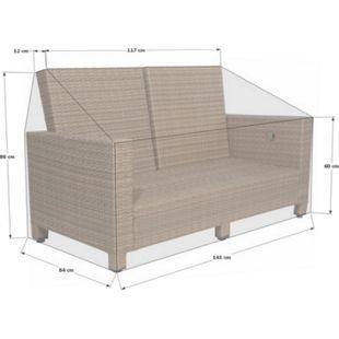 Grasekamp Schutzhülle zu Lanzarote Lounge 2er Sofa - Bild 1