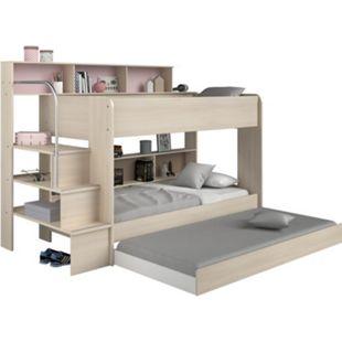 Parisot Etagenbett mit Bettschubkasten - Bibop  11 - Bild 1