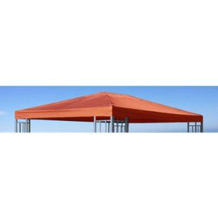 Grasekamp Ersatzdach zu Aluoptik Pavillon 3x4m  Terrakotta Rankpavillon universell - Bild 1