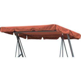 Grasekamp Ersatzdach Universal Hollywoodschaukel  Terra Ersatz-Bezug Sonnendach Dachplane - Bild 1