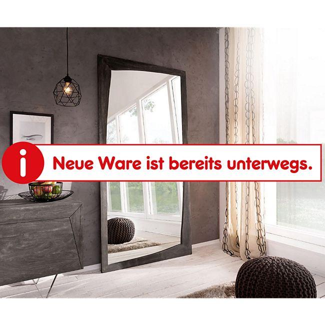 Spiegel Wyatt Akazie Platin 200x100 cm Design Wandspiegel - Bild 1