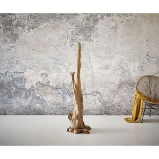 Dekoobjekt Raiz Teakholz Natur 120-150 cm Wurzel Unikat - Bild 1