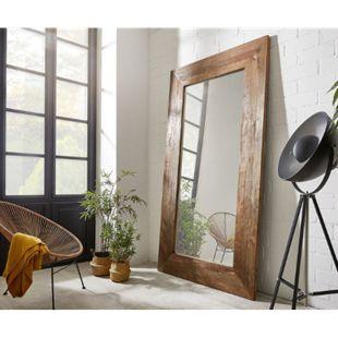 Spiegel Alban Natur 245x136x4 cm Exotic Wood - Bild 1