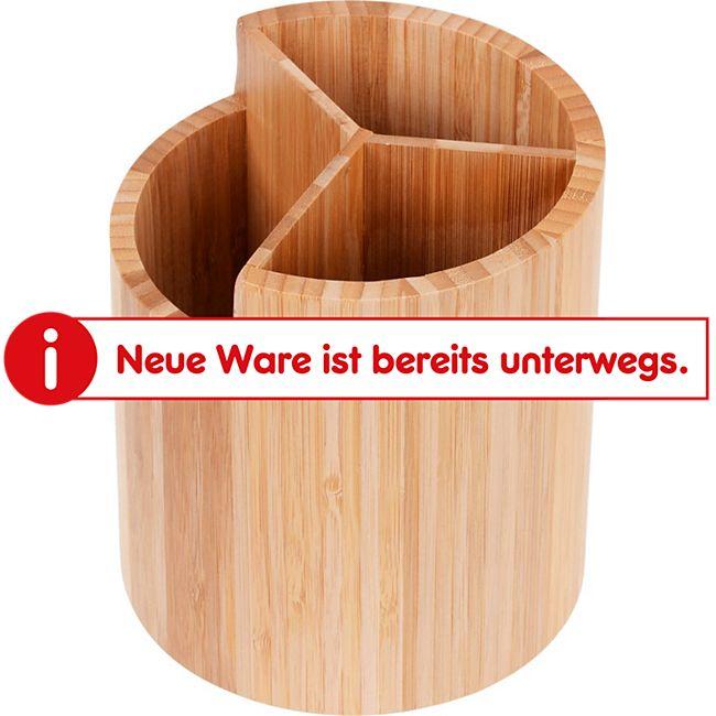 GRÄWE Aufbewahrungsbox Bambus rund - Bild 1