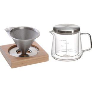 GRÄWE Kaffeebereiter mit Dauerfilter - Bild 1
