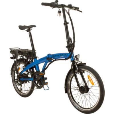 Remington Urban Folder 20 Zoll E-Bike Pedelec Klapprad StVZO Faltrad 7... blau