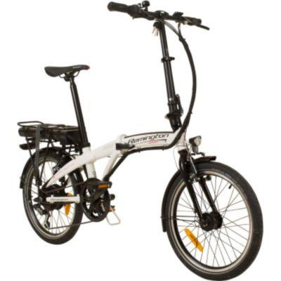 Remington Urban Folder 20 Zoll E-Bike Pedelec Klapprad StVZO Faltrad 7... weiß