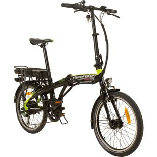 Remington Urban Folder 20 Zoll E-Bike Pedelec Klapprad StVZO Faltrad 7... grün