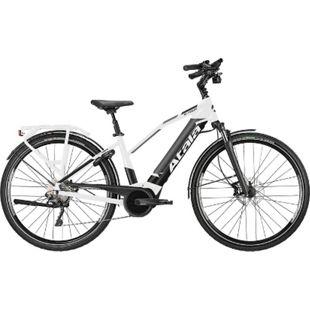 Atala B-Tour XLS Lady 700c E-Bike E Trekkingrad 28 Zoll Pedelec Bosch Tourenrad... 44 cm, weiß/anthrazit/schwarz - Bild 1