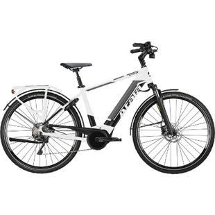 Atala B-Tour SLS Man 700c E-Bike E Trekkingrad 28 Zoll Pedelec Bosch Tourenrad... 59 cm, weiß/anthrazit/schwarz - Bild 1