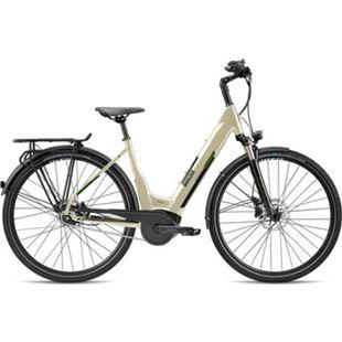 Breezer Powertrip Evo IG 1.3+ LS 700c E-Bike Damenrad 28 Zoll Pedelec Damen Senioren Elektrofahrrad... 50 cm, creme/dunkel-creme - Bild 1