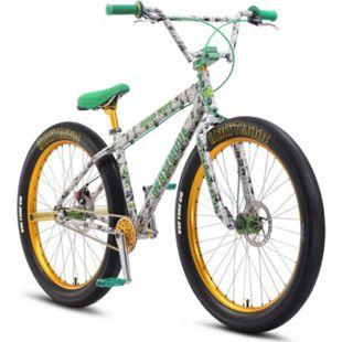 SE Bikes Beast Mode Ripper 27,5+ Zoll Wheelie Bike Money Lynch 650B+ Fahrrad Stunt Bike BMX Rad 1 Gang... 41 cm, $100 Wrap Money Lynch - Bild 1