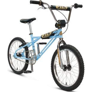 SE-Bikes STR-1 Quadangle 20 Zoll BMX Old School Rad Street Freestyle Bike Fahrrad retro Stu Thomsen... SE blue - Bild 1