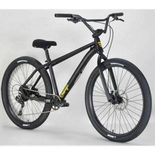 Mafiabikes Chenga 27,5 Zoll Wheelie Bike Stuntbike Fahrrad BMX Cruiser retro... schwarz - Bild 1