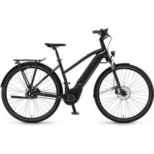 Winora Sinus iRX14 Ladies i500Wh 700c E-Bike E Trekkingrad Damenrad Elektrofahrrad 28 Zoll Pedelec... 44 cm, graphit - Bild 1