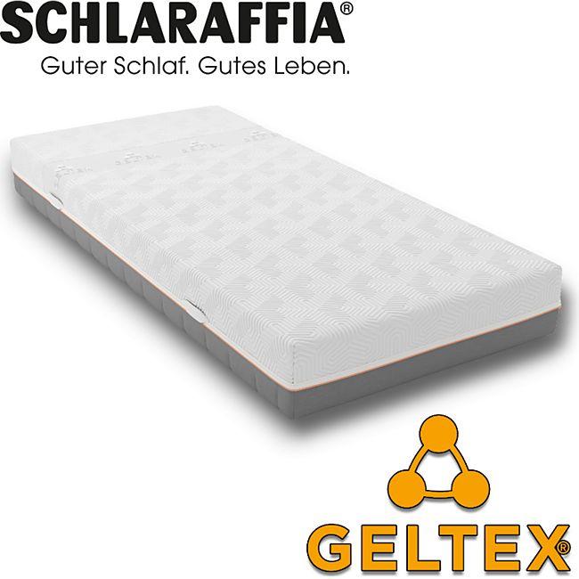 Schlaraffia GELTEX Quantum Touch 200 Gelschaum Matratze... H2, 80x220 cm (Sondergröße) - Bild 1