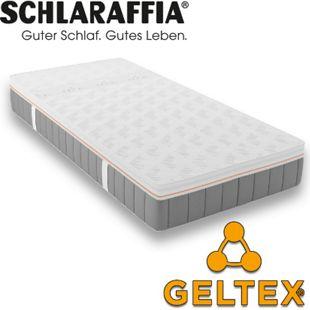 Schlaraffia GELTEX Quantum Touch 260 Gelschaum Matratze... H2, 80x200 cm - Bild 1