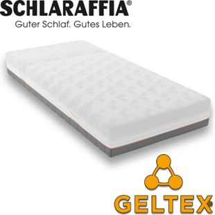 Schlaraffia GELTEX Quantum Touch 240 TFK Matratze & Gel... H3, 100x200 cm - Bild 1
