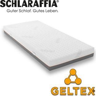 Schlaraffia GELTEX Quantum 180 Gelschaum-Matratze... H2, 80x200 cm - Bild 1