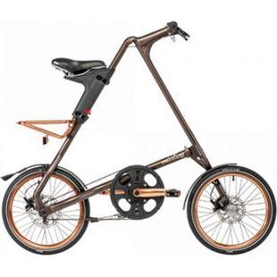 Falt Fahrrad Strida EVO 18 Zoll 3S in Farbe Bronze - Bild 1