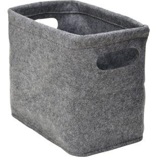 FILZ Toilettenpapier Aufbewahrung Box für 4 Klorollen Bad Deko Aufbewahrungsbox - Bild 1