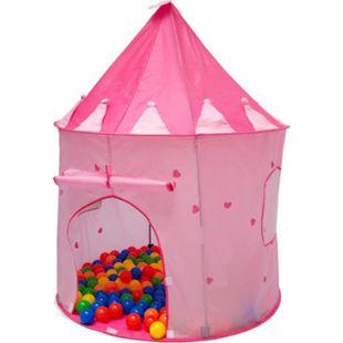 Spielzelt Kinderzelt SHANTI | Bällebad Zelt für Drinnen und Draußen | Kinderspielzelt inkl. Aufbewahrungstasche - Bild 1