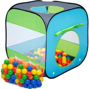 LittleTom Spielzelt Popup Kinderzelt Bällebad-Pool Arielle inkl. 200 Bällebadbällen - Bild 1