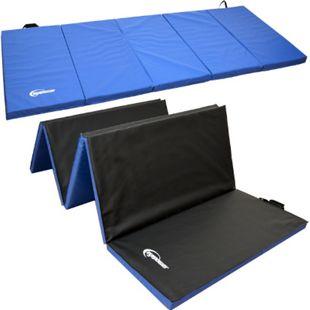 XXL Gymnastikmatte 300x100x5cm - Faltbare Turnmatte - Bild 1