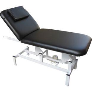 Elektrische Massageliege 185x72 Kosmetikliege Behandlungsliege Schwarz - Bild 1