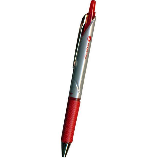 Pilot Acroball Kugelschreiber Schreiber Stift Druckkugelschreiber rot - Bild 1