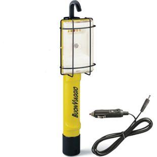 Beghelli Stablampe 12V KFZ Auto Arbeitsleuchte Lampe Arbeitslampe Werkstatt - Bild 1