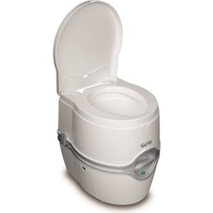Thetford Porta Potti 565 E Toilette WC Camping Klo Chemietoilette mobil weiß - Bild 1