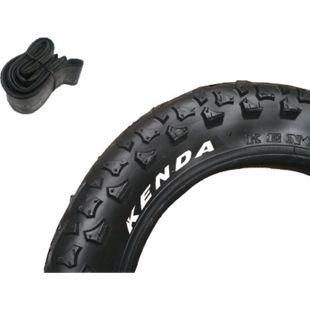 Kenda K850 Reifen AV 12 1/2 x 2 1/4 62-203 Kinder Roller Fahrrad mit Schlauch - Bild 1
