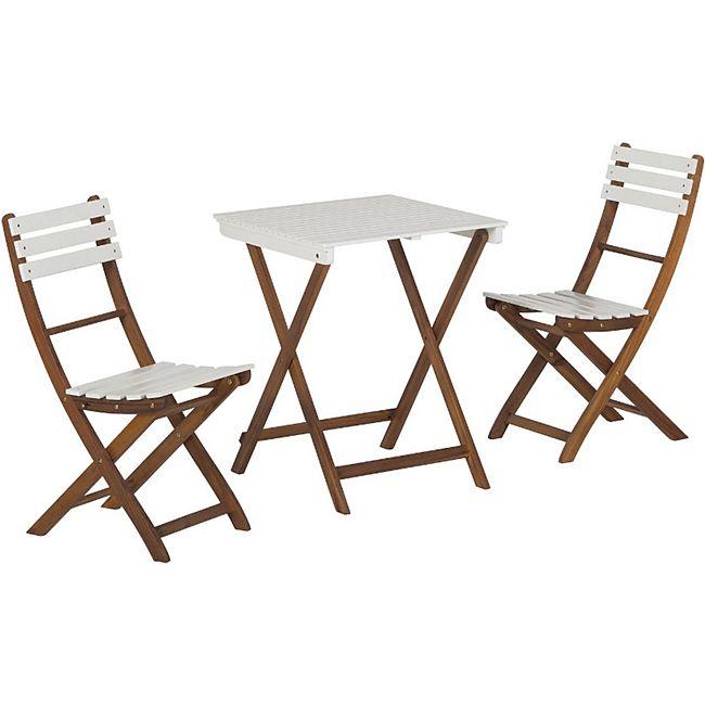klappstühle set mit tiscj