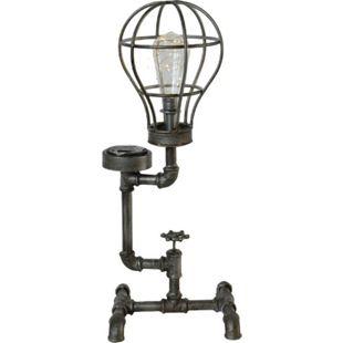 GardenPleasure Vintage Retro Solar Leuchte CORNELIUS Garten Gartenlampe Lampe - Bild 1