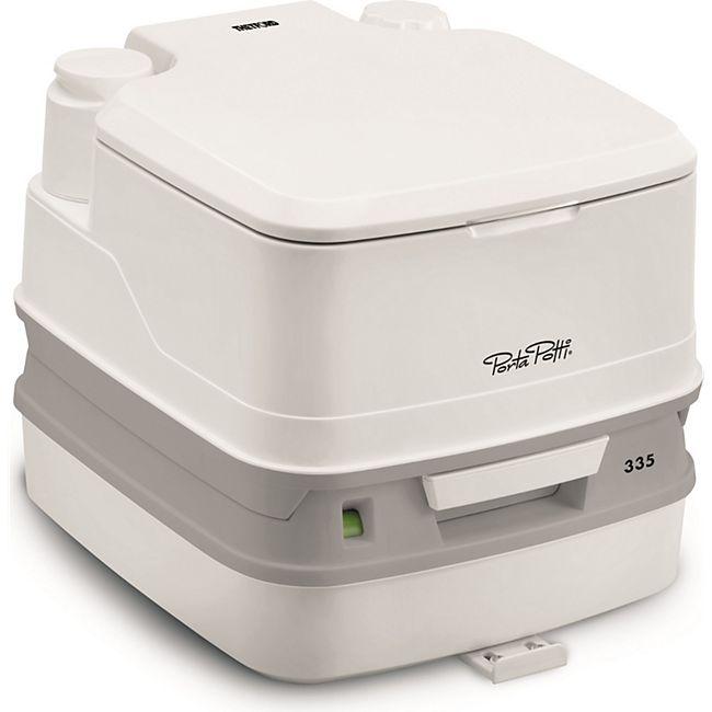 Thetford Porta Potti 335 Toilette WC Camping Klo Chemietoilette mobil weiß - Bild 1