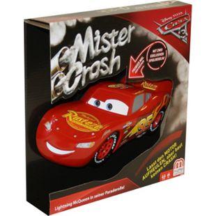 Disney Cars Kartenspiel Mister Crash Lightning McQueen Kinderspiel Auto Spiele - Bild 1