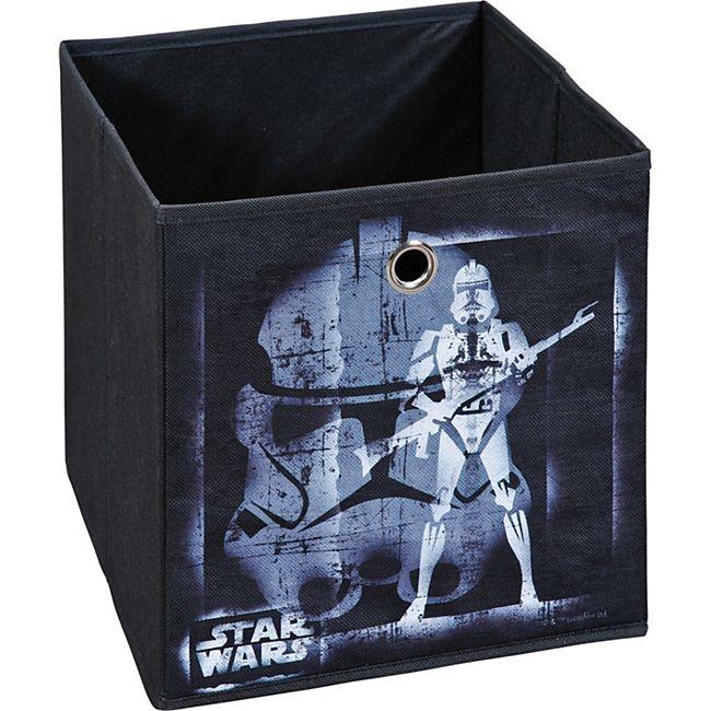 Aufbewahrungsbox Star Wars Faltbox Regalbox Faltkiste Box Aufbewahrungsbox - Bild 1