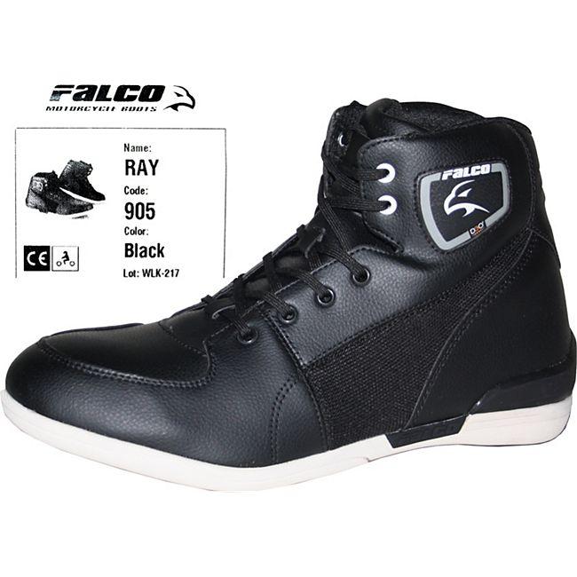 Falco Ray Motor Schuhe Herren schwarz