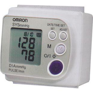 omron RX3 Plus automatik Blutdruckmessgerät digital automatisch Messgerät Herz - Bild 1