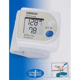 omron RX3 automatik Blutdruckmessgerät digital automatisch Messgerät Herz - Bild 1