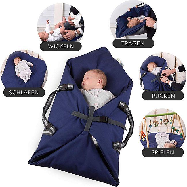 Schubidoo baby's bag in blau - Bild 1