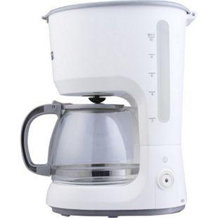 Elta Kaffeemaschine Edelstahl Filterkaffeemaschine Glas Kanne Kaffee Maschine - Bild 1