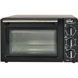 elta Ober- Unterhitze Miniofen 1200W Ofen Backofen Pizzaofen Minibackofen Küche - Bild 1