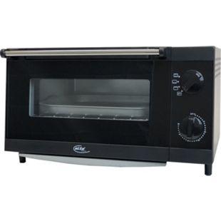 elta Miniofen 12L 1000W mit Timer Ofen Backofen Pizzaofen Minibackofen Küche - Bild 1